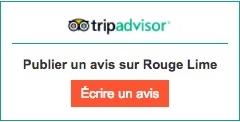TripAdvisor Le Rouge Limé