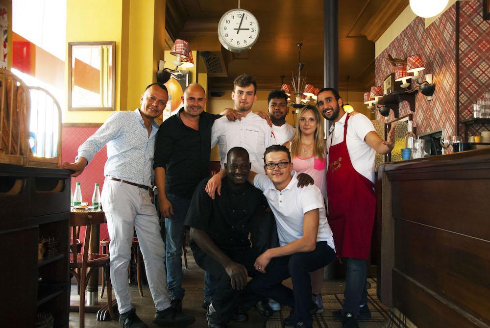 The Rouge Limé team